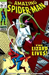 Amazing Spider-Man (1963-1998) #76