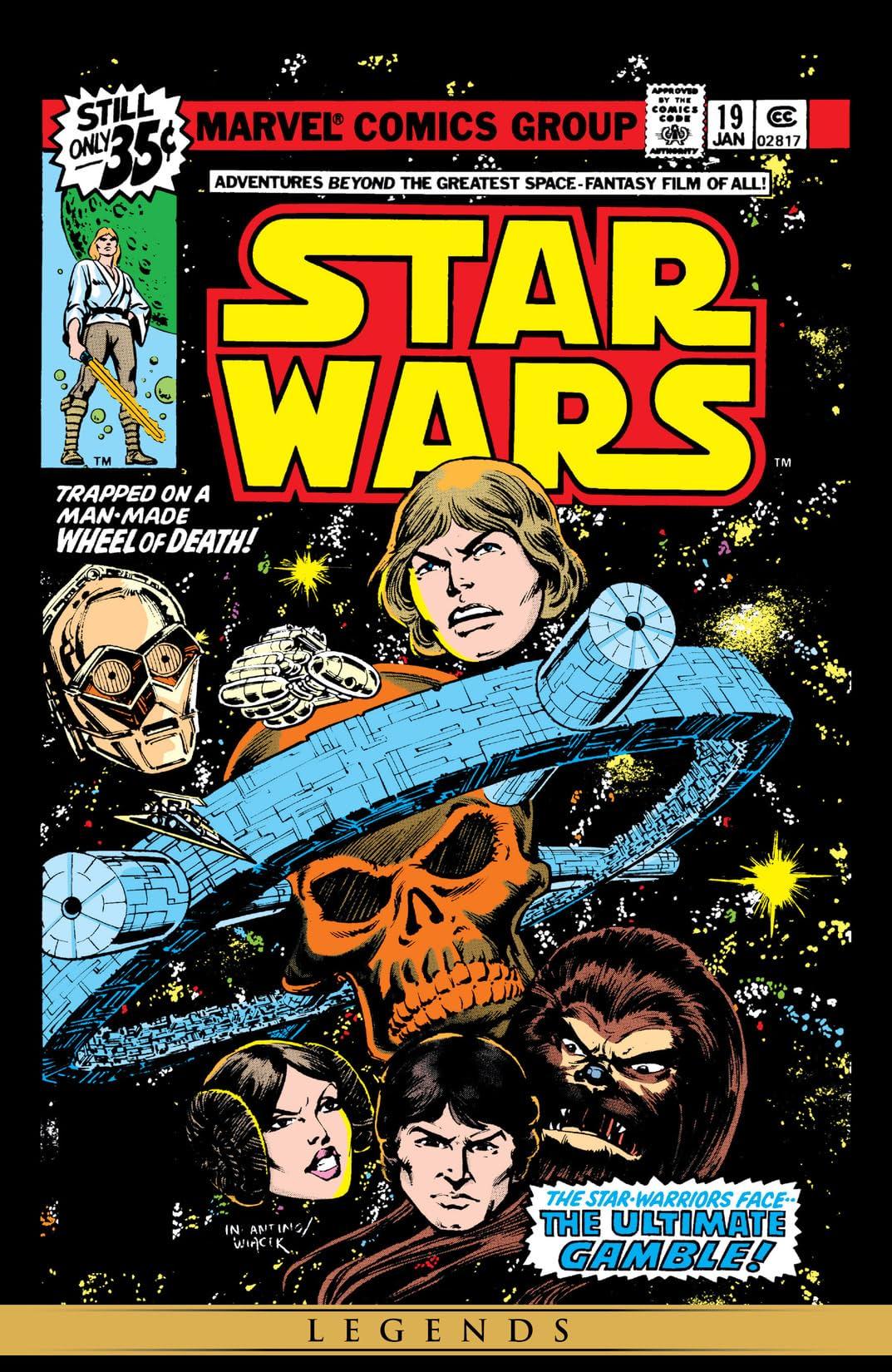 Star Wars (1977-1986) #19