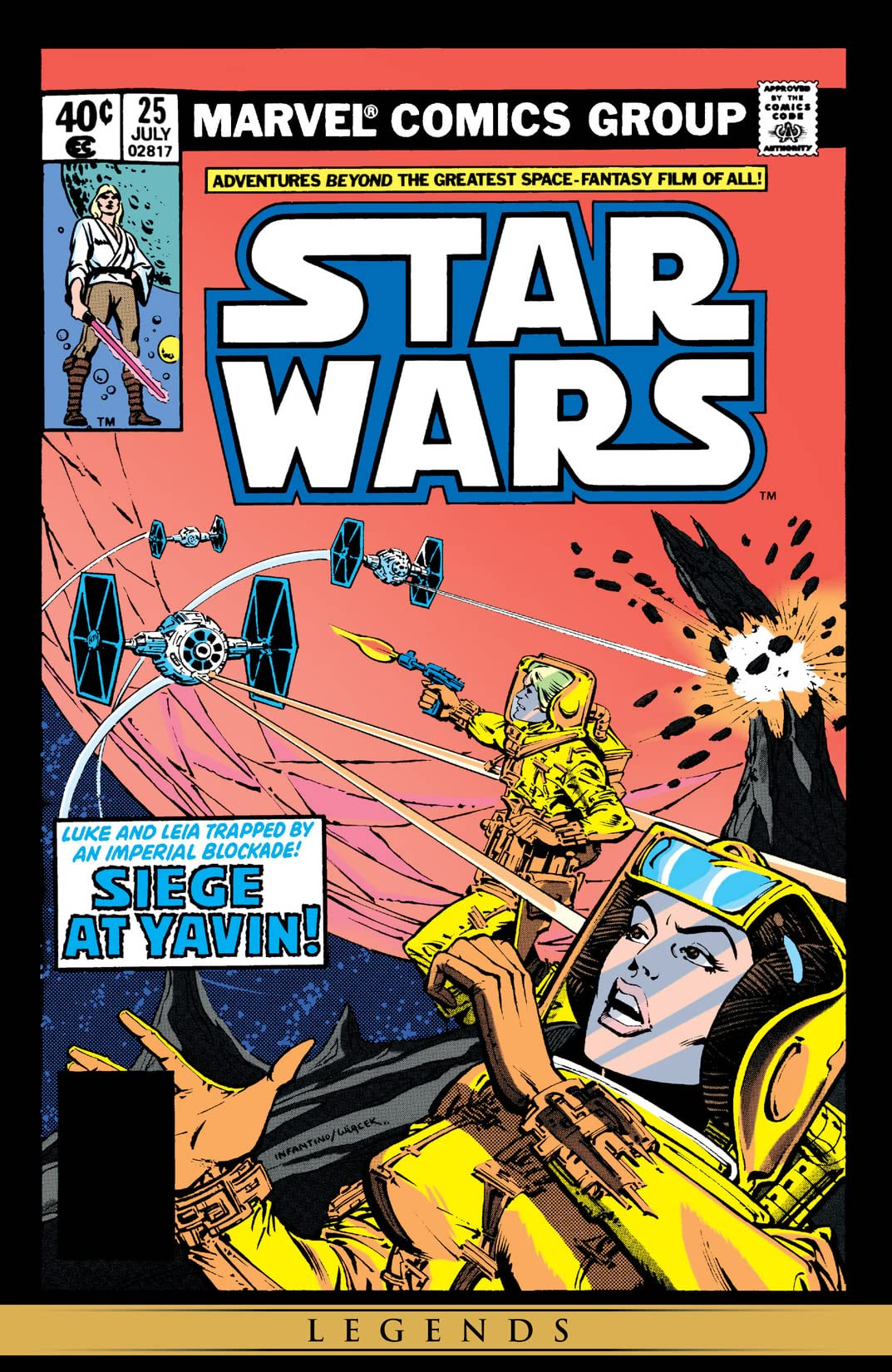 Star Wars (1977-1986) #25