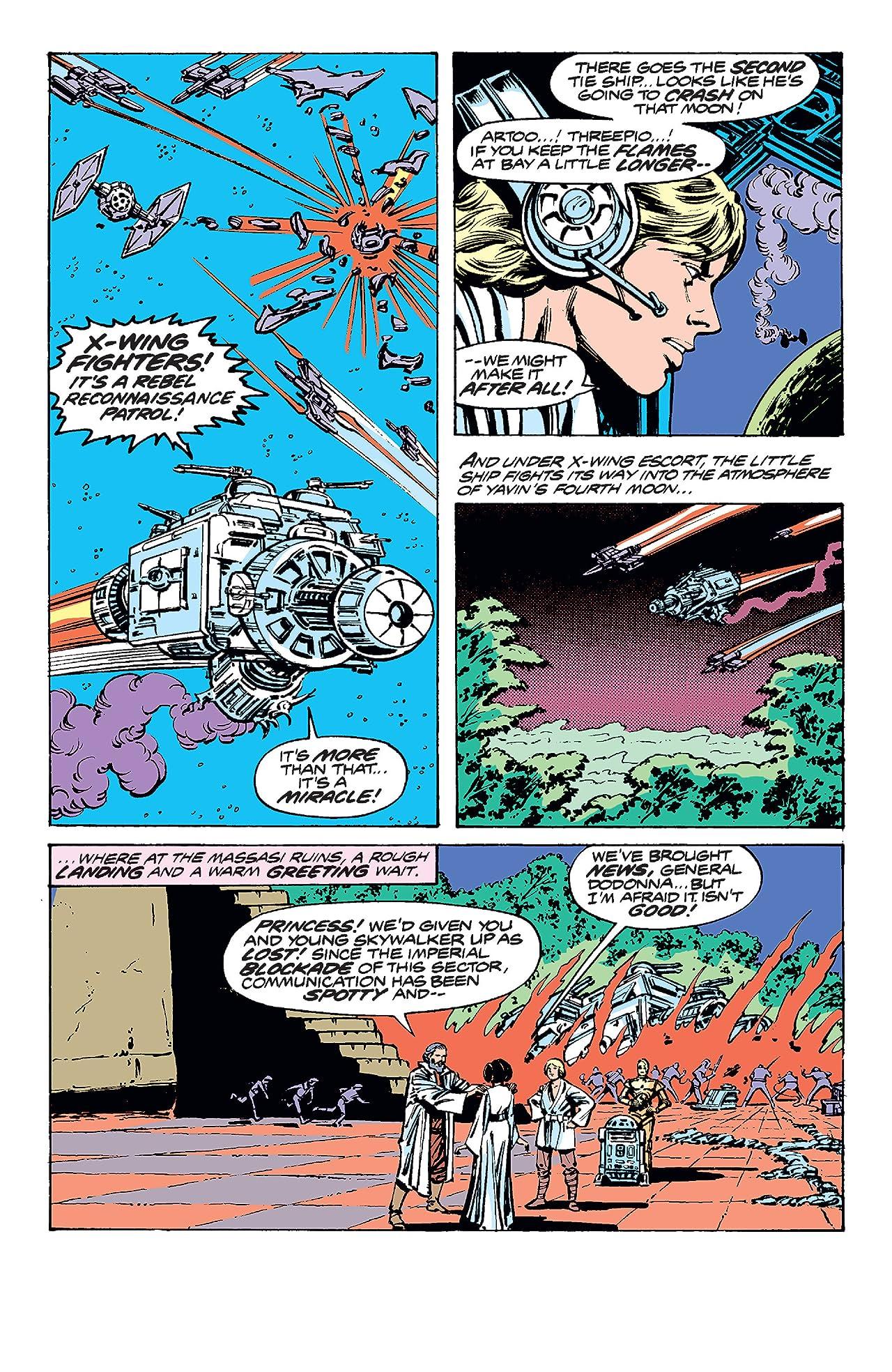 Star Wars (1977-1986) #26