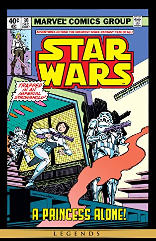 Star Wars (1977-1986) #30