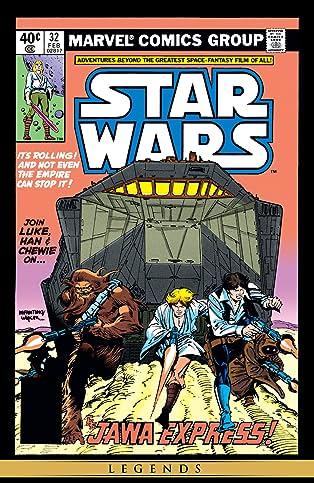 Star Wars (1977-1986) #32
