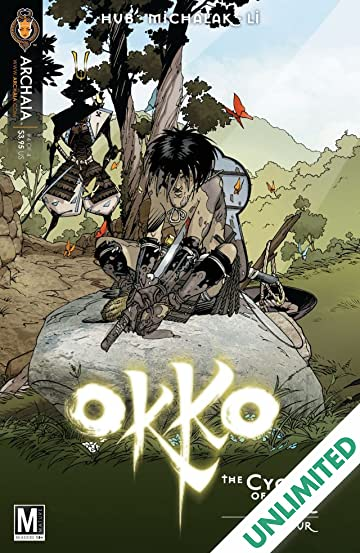 Okko: The Cycle of Air #4 (of 4)