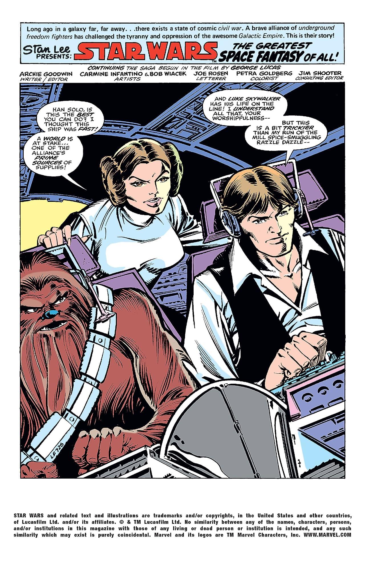 Star Wars (1977-1986) #34