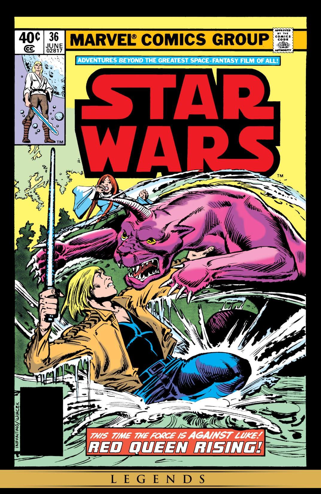 Star Wars (1977-1986) #36