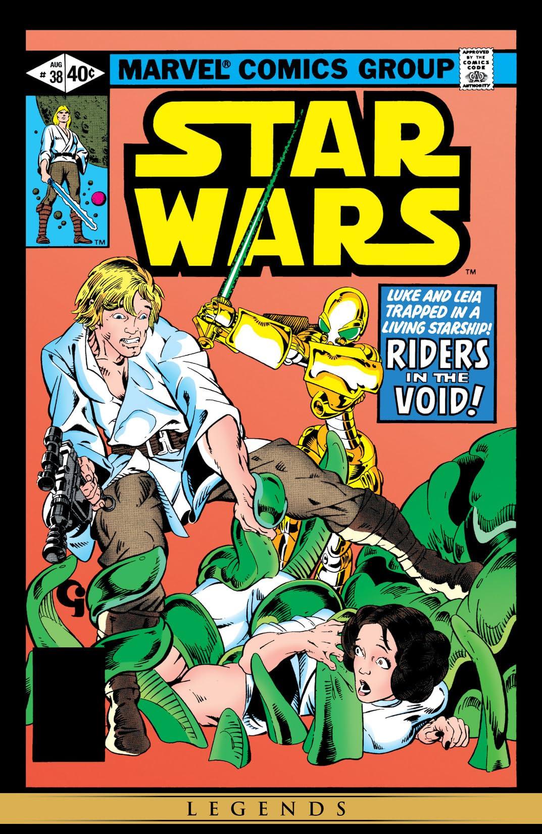 Star Wars (1977-1986) #38