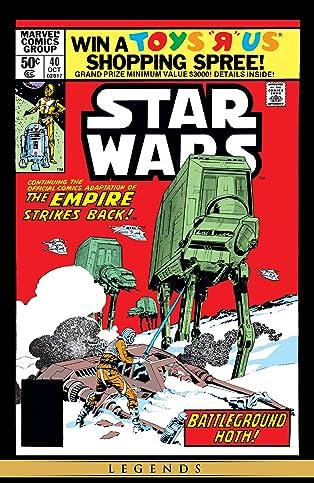 Star Wars (1977-1986) #40