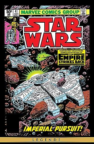 Star Wars (1977-1986) #41