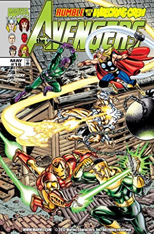 Avengers (1998-2004) No.16