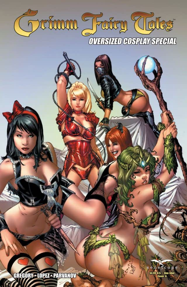 Grimm Fairy Tales: Cosplay Special #1
