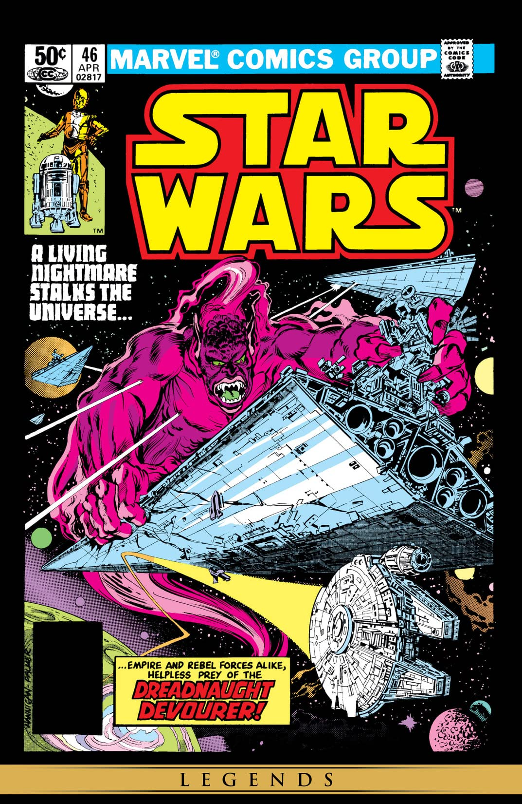 Star Wars (1977-1986) #46