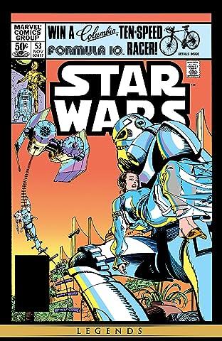 Star Wars (1977-1986) #53