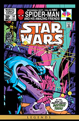 Star Wars (1977-1986) #54