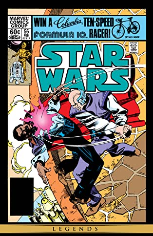 Star Wars (1977-1986) #56