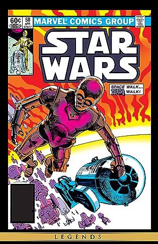 Star Wars (1977-1986) #58