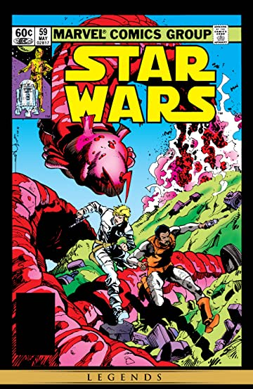 Star Wars (1977-1986) #59