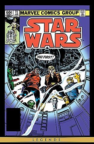 Star Wars (1977-1986) #72