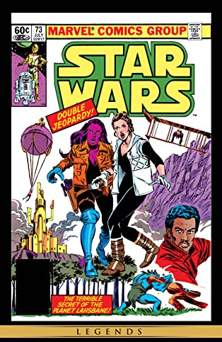 Star Wars (1977-1986) #73