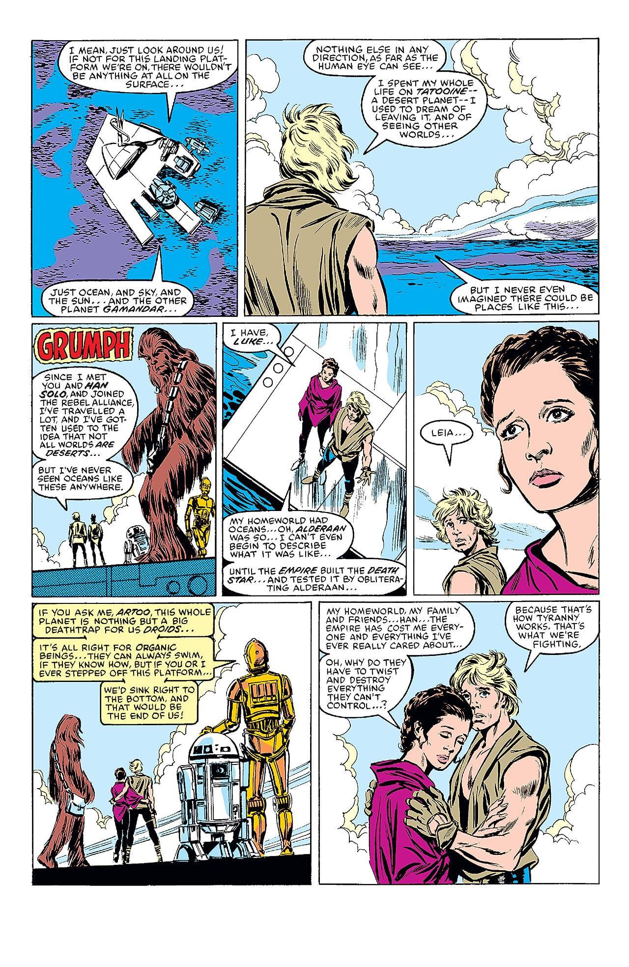 Star Wars (1977-1986) #74
