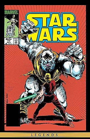 Star Wars (1977-1986) #77