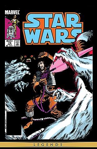 Star Wars (1977-1986) #78