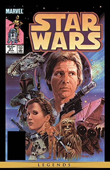 Star Wars (1977-1986) #81
