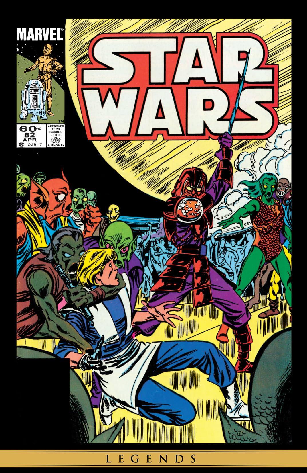Star Wars (1977-1986) #82