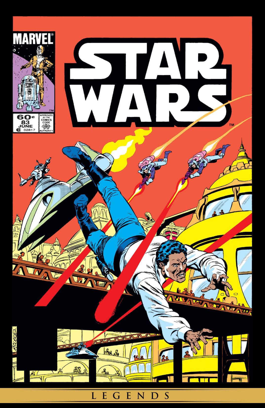 Star Wars (1977-1986) #83