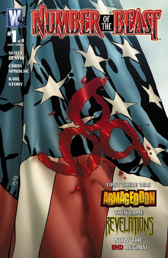 Number of the Beast (2008) #1 (of 6)