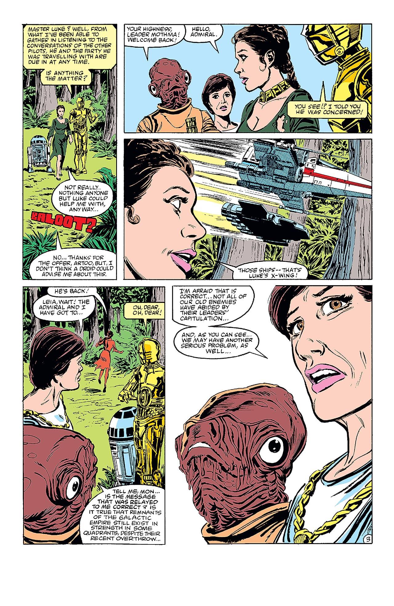 Star Wars (1977-1986) #90