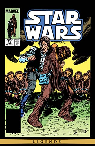 Star Wars (1977-1986) #91
