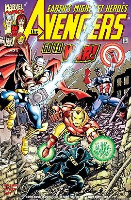 Avengers (1998-2004) #21