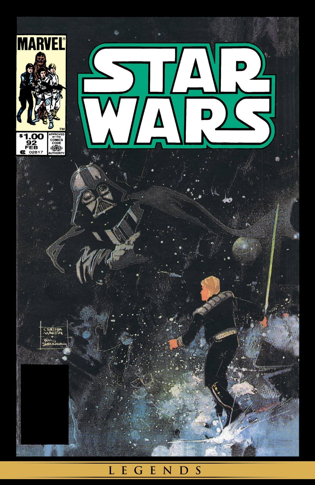 Star Wars (1977-1986) #92