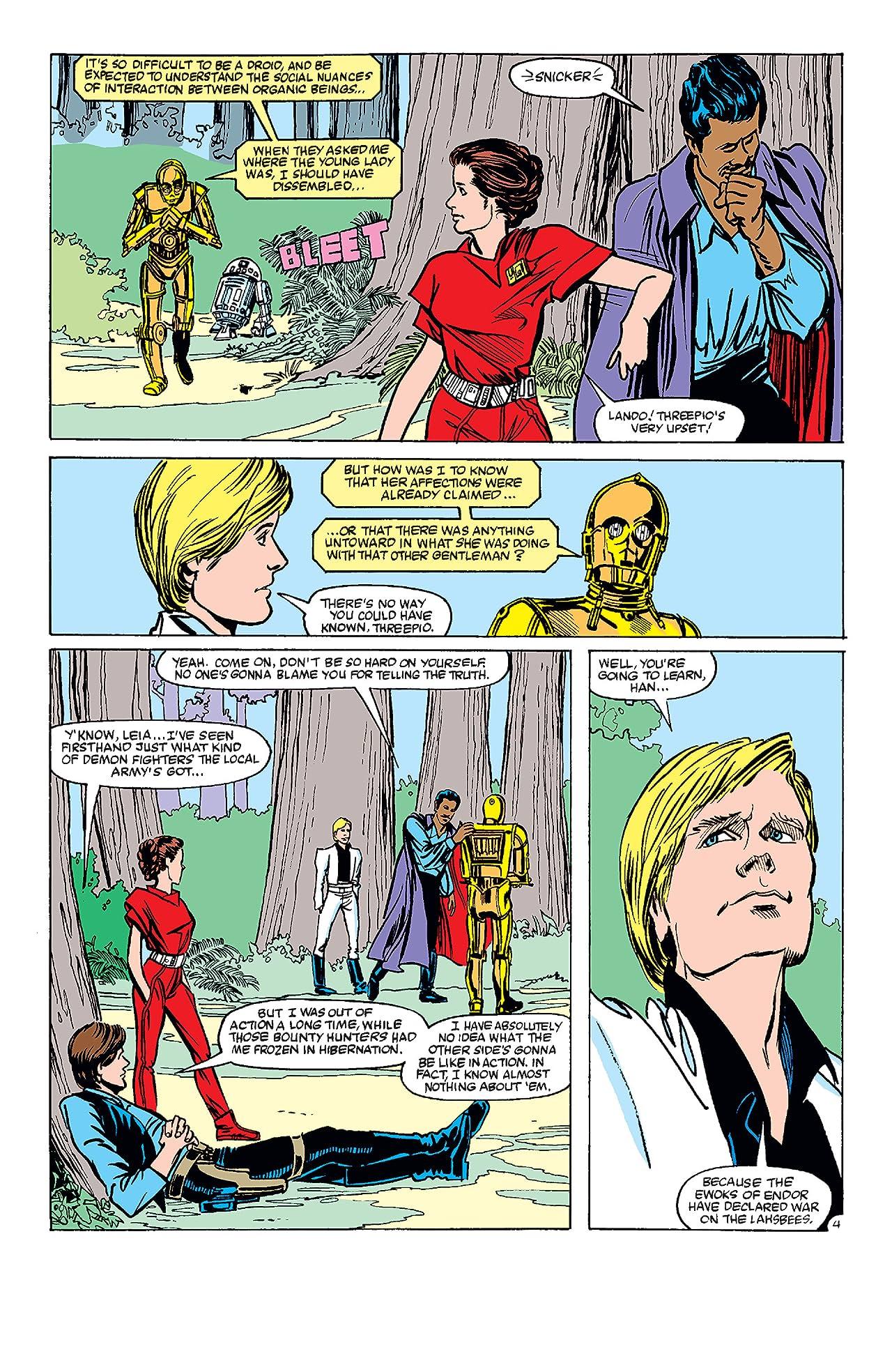 Star Wars (1977-1986) #94