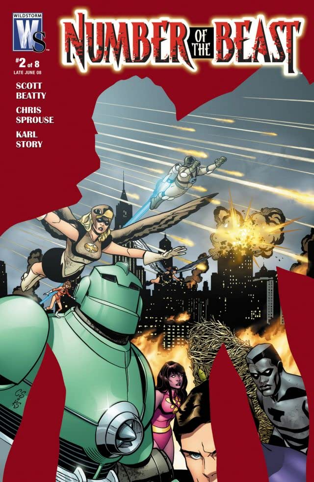 Number of the Beast (2008) #2 (of 6)