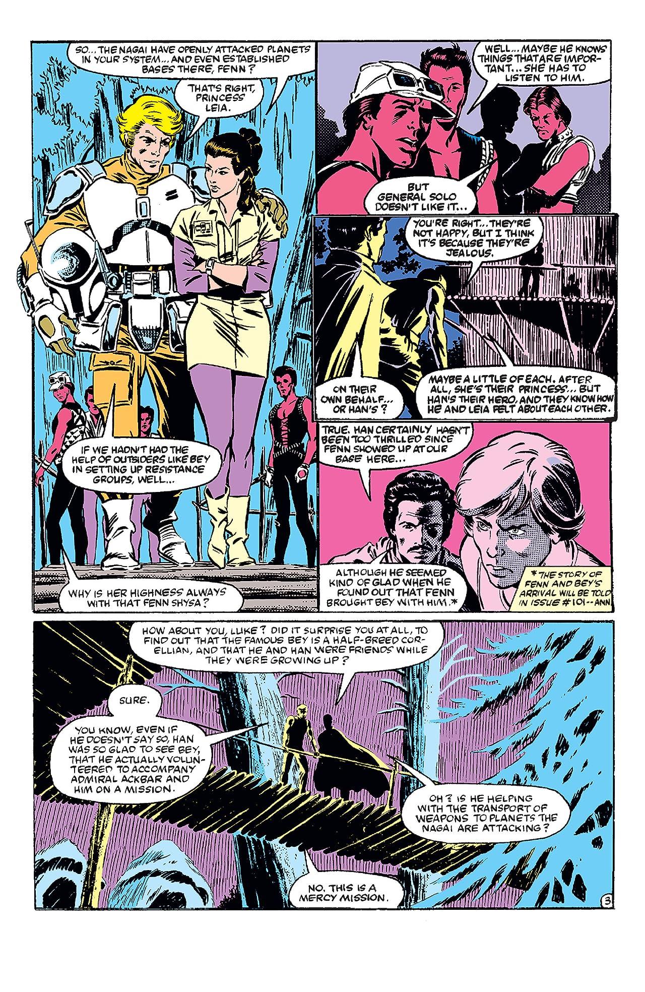 Star Wars (1977-1986) #99
