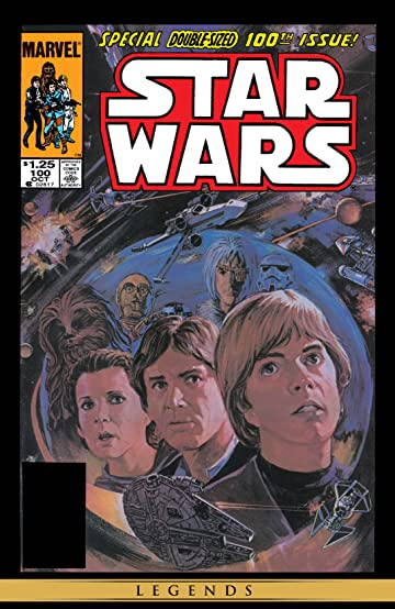 Star Wars (1977-1986) #100