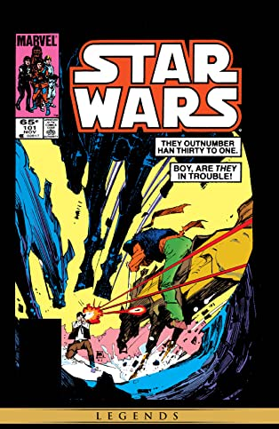 Star Wars (1977-1986) #101