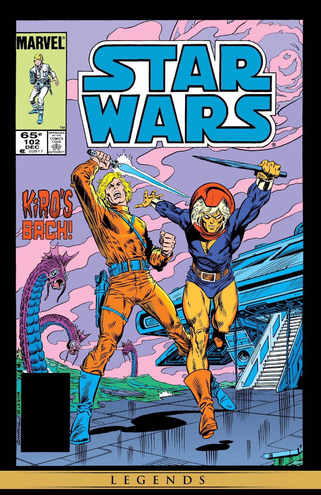 Star Wars (1977-1986) #102