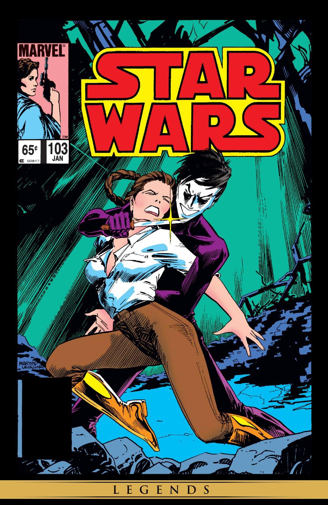 Star Wars (1977-1986) #103