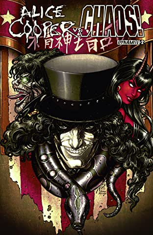 Alice Cooper vs. CHAOS! No.2: Digital Exclusive Edition