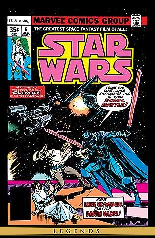 Star Wars (1977-1986) #6