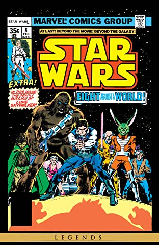 Star Wars (1977-1986) No.8
