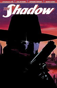 The Shadow Vol. 2 #3: Digital Exclusive Edition