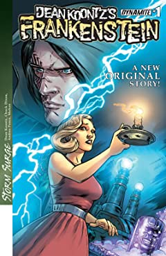 Dean Koontz's Frankenstein: Storm Surge #1 (of 6): Digital Exclusive Edition