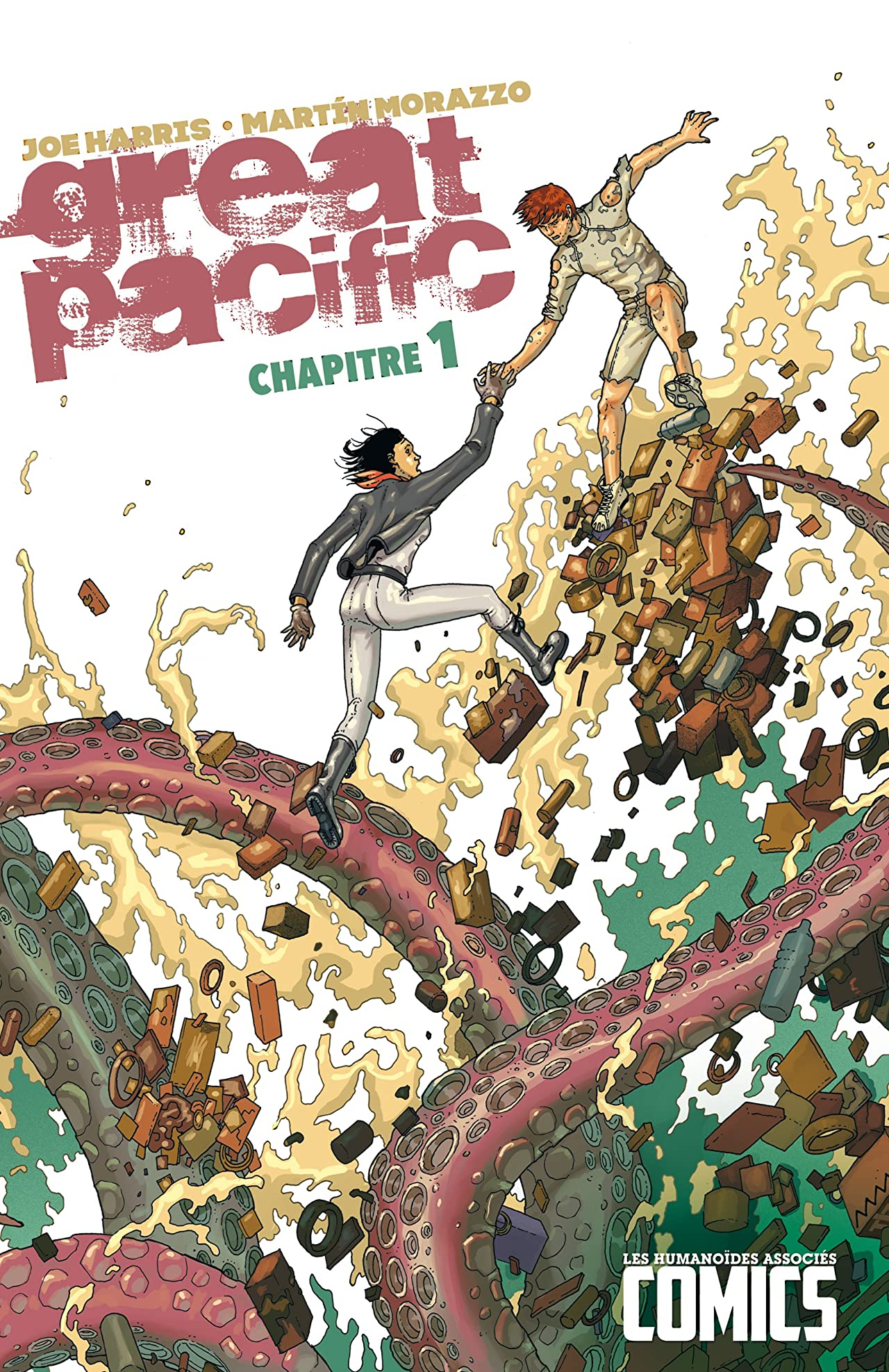 Great Pacific: Chapitre 1