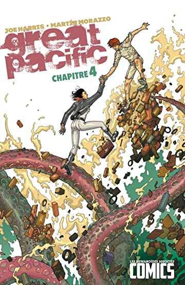 Great Pacific: Chapitre 4