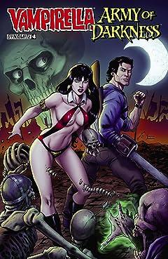 Vampirella/Army of Darkness #4 (of 4): Digital Exclusive Edition