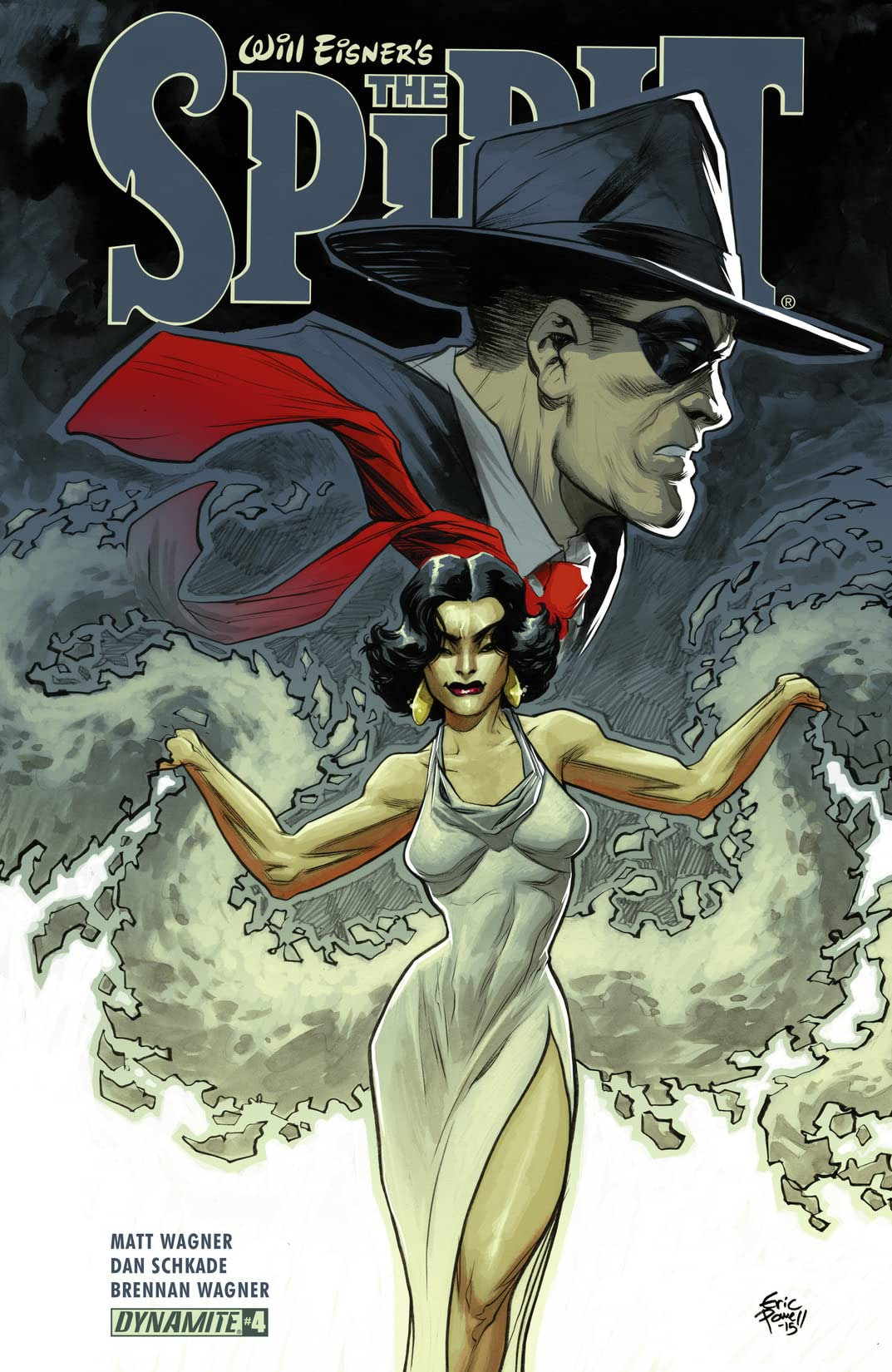 Will Eisner's The Spirit #4: Digital Exclusive Edition
