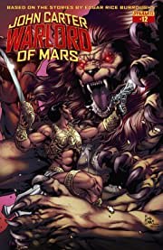 John Carter: Warlord of Mars #12: Digital Exclusive Edition